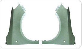 Auto Fender / Lappet for Skoda, Tiguan