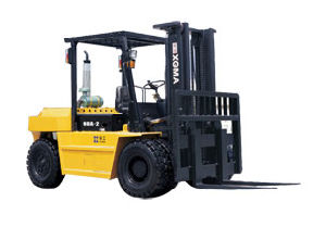 Forklift, Forklift Truck, Diesel Forklift (DC525)