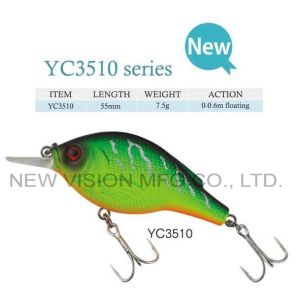 Hard Plastic Lures Top-Water Crank Fishing Lure pictures & photos