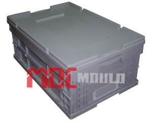 Folding Container Mold