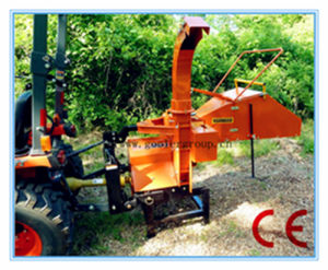 Sawdust Wood Log Chipper Mill, CE Approved pictures & photos