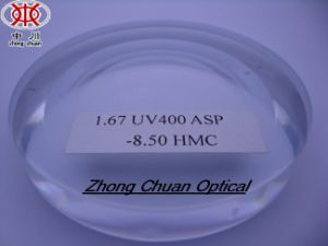Optical Lens/ High Index 1.67 Optical Lens