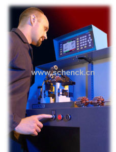 Schenck Balancing Machine for Electric Armature