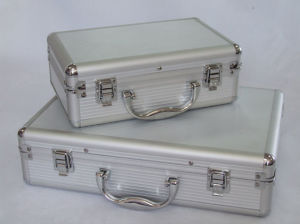 Aluminum Cosmetic Case (HB122)