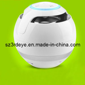 Colorful Ball Shape Portable Wireless Bluetooth Speaker with OEM
