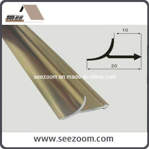 Gold Aluminum Inside Corner Tile Edge Trim