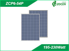 Poly Crystalline 215W Solar Panel pictures & photos