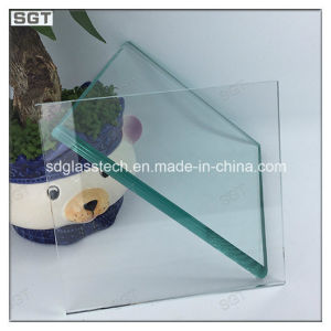 3mm-19mm Low Iron/Tempered Glass with Polished Edge pictures & photos