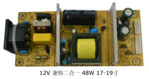 LCD TV Power Supply (19inch 12V or 5V) pictures & photos