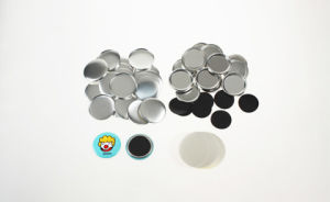 Diameter 32mm Rubber Magnet Button pictures & photos