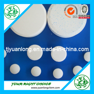 China Factory Price Trichloroisocyanuric Acid Tcca Sdic