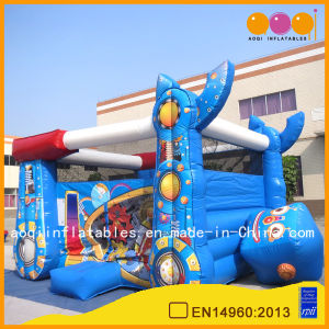 Inflatable Jumping Castle and Bouncer Toy (AQ196) pictures & photos