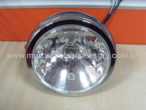 Motorcycle Head Lamp (JFW-MH-012 WY125)