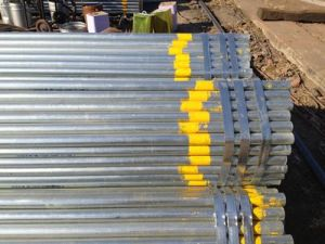 Galvanized Steel Pipe with Special Length pictures & photos