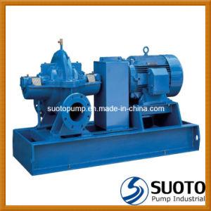 Single Stage Double Suction Split Case Pump (S) pictures & photos
