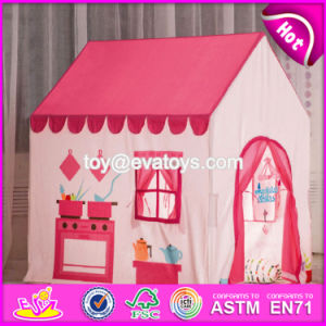 Indoor or Outdoor Kids Party Tent House Funny Pretend Play Kids Tent House W08L008 pictures & photos