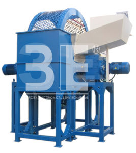 Two Shaft Shredder/Tire Shredder/Scrap Metal Shredder pictures & photos