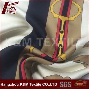 100% Silk Fabric 19mm Crepe Stain Plain with Printed for Silk Night Dress pictures & photos