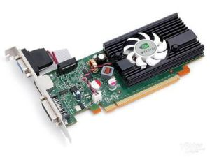 Graphic Card nVIDIA PCI-E G210 512MB DDR3 (08)
