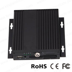 Economical 4CH High Definition Ahd 720p Mobile DVR pictures & photos
