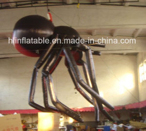 2014 New Attractive Inflatable Halloween Spider for Sale