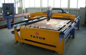 CNC Table Plasma and Flame Cutting Machine pictures & photos
