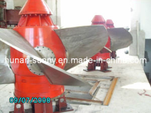 Propeller Hydro (Water) Turbine Runner/ Hydrotrubine / Hydropower pictures & photos