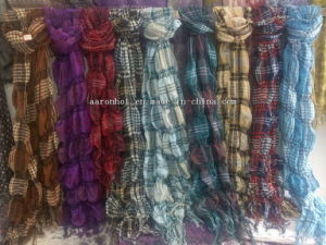 New Fashion Wrinkle Crinkle Scarf - 18