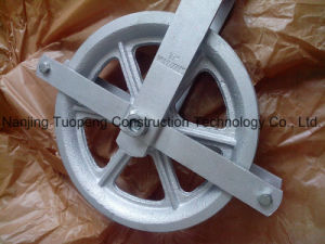 Scaffolding Gin Wheel with Painted Surface pictures & photos