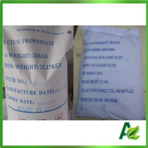 Food/Feed Additive Calcium Propionate Granular Competitive Price CAS 4075-81-4 pictures & photos