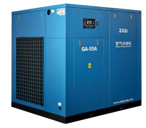 Air Compressor with Electric Driven pictures & photos