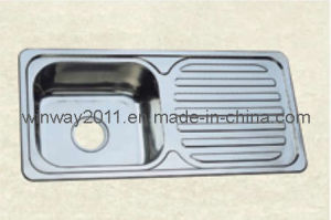 Stainless Steel Sink (WH-88038)