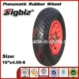 Hand Pallet Truck Rubber Wheel, Small Molded Rubber Wheels pictures & photos