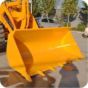 Earth Moving Equipment 3ton Front End Loader pictures & photos