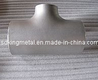 Seamless Stainless Steel Sch10 Reducing Tee pictures & photos