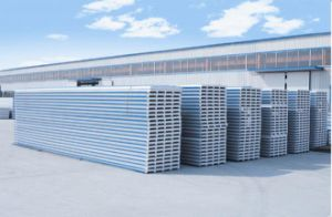 Sandwich Panel for Steel Buildings (XGZ-44) pictures & photos