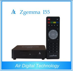 Super Value IPTV Streaming Box Zgemma I55 High CPU Linux with Full Channels USB WiFi Media Player pictures & photos