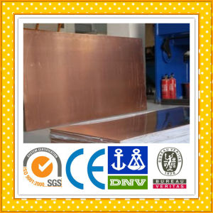 Copper Plate C11000 pictures & photos