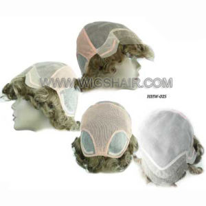 Human Hair Lace Wig(HHW-025) pictures & photos