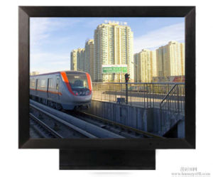 19 Inch BNC Monitor/CCTV Monitor with Wide Screen/Square Screen Optional