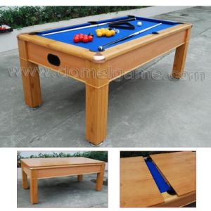 2 in 1 Billiard/Dinner Table (DMFT2601) pictures & photos