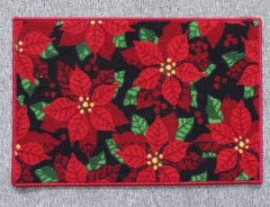 Nylon Rugs, with Christmas Patterns, #6 pictures & photos
