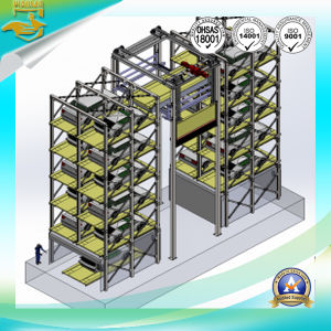 Vertical Lifting Mechanical Parking Tower pictures & photos