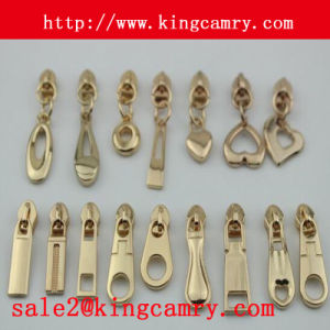 Zipper Slider /Zipper Pull /Zip Pullers/ Metal Zipper Pulls pictures & photos
