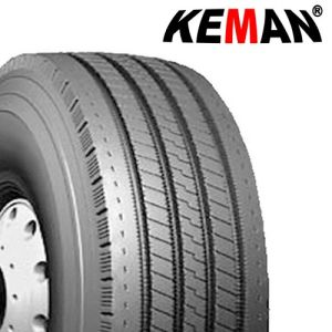 Truck Tyre Km101 Keman (11R22.5 11R24.5 295/75R22.5) pictures & photos