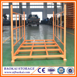 High Strength and Durable Warehouse Metal Stacking Rack/Stillages