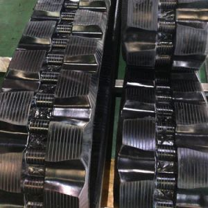 Excavator Rubber Track (B320X86X52) for Construction Machinery pictures & photos
