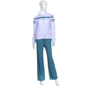 New Professional Customize Women′s Sport Tracksuit pictures & photos