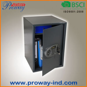 Electronic Digital Safe Box with LCD Display Large Size for Office and Home pictures & photos
