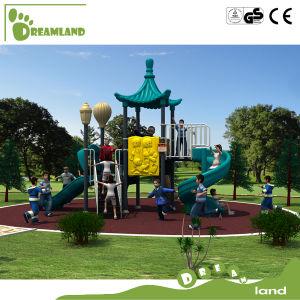 Wholesale EU Standard Gorgeous Plastic Children Playground Outdoor pictures & photos